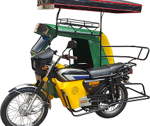 Electric Tricycle Conversion · Le Guider International E