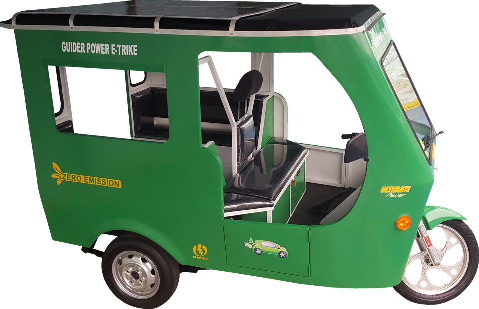 E-Trike-Green2