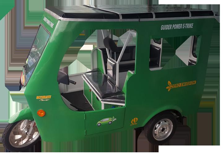 E-Trike-Green3