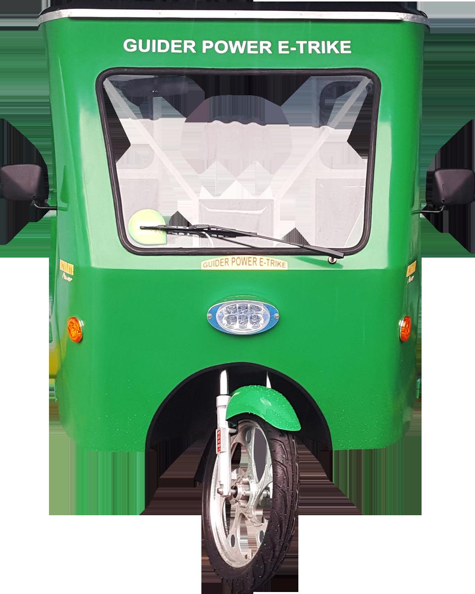 E-Trike-Green8